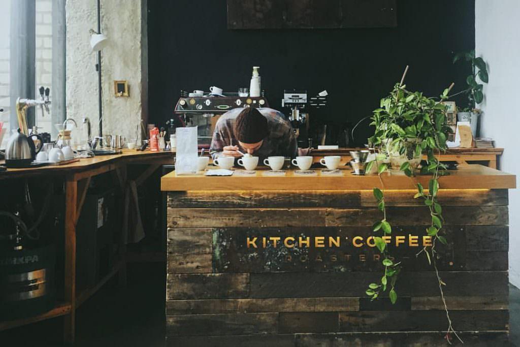 Евгений Пинчуков, Kitchen Coffee Roa