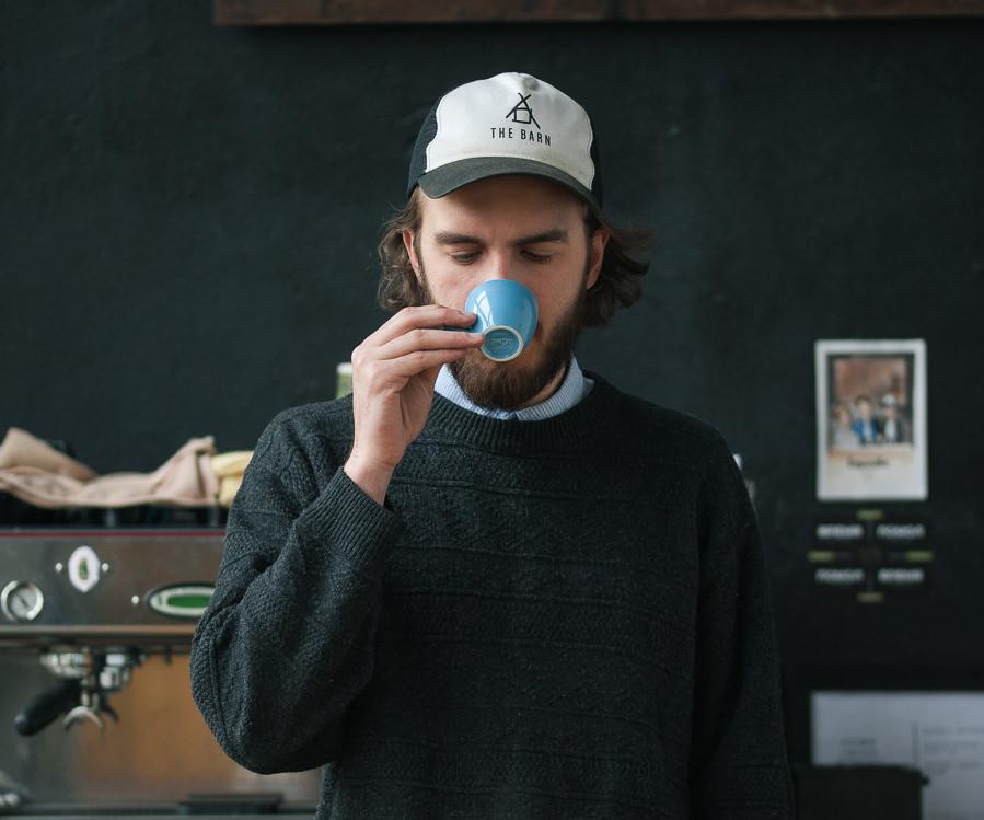 Евгений Пинчуков, Kitchen Coffee Roasters