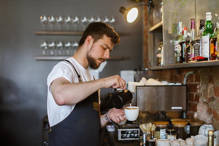 Фестиваль кофе Miensk Coffee Festival