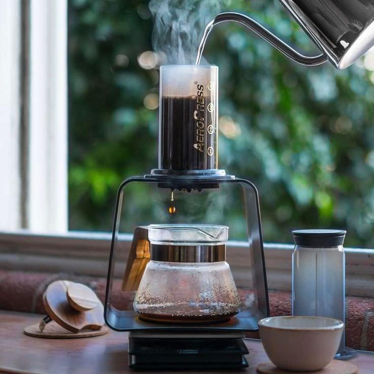 Альтернативные методы заваривания кофе