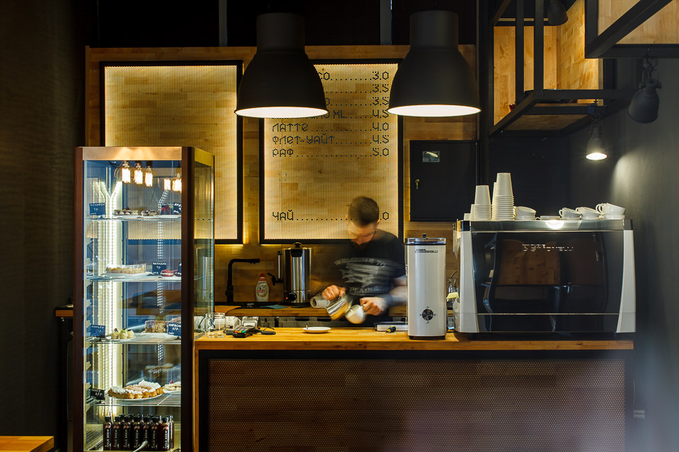 Кофейня Malamoute coffee в Royal Plaza Минск