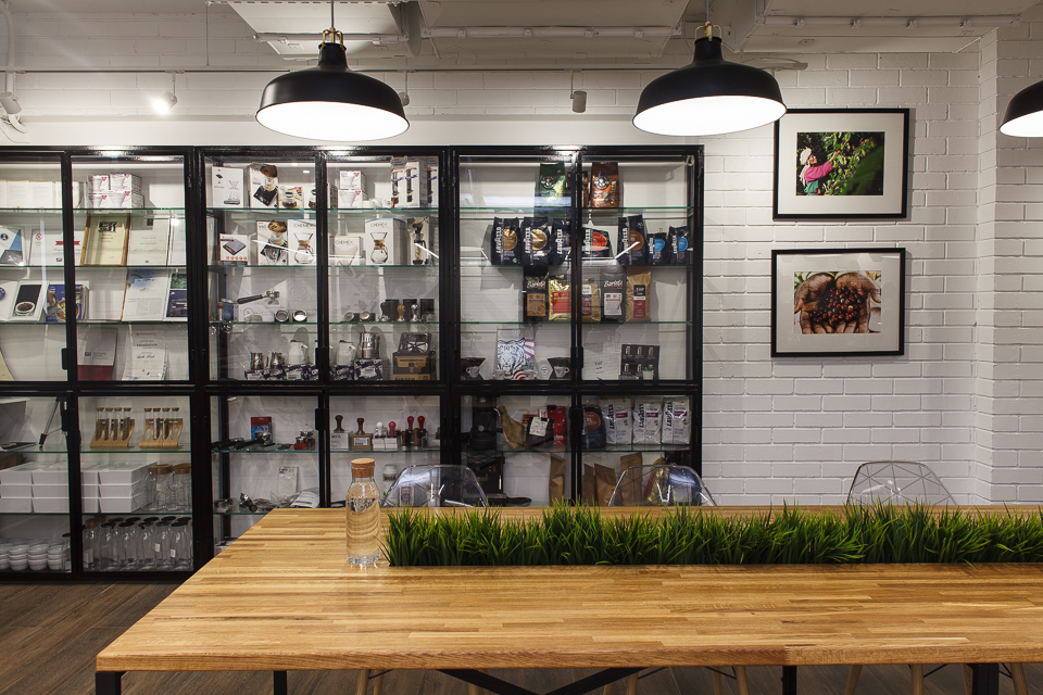 Академия Кофе – проект компании Кофе Сервис