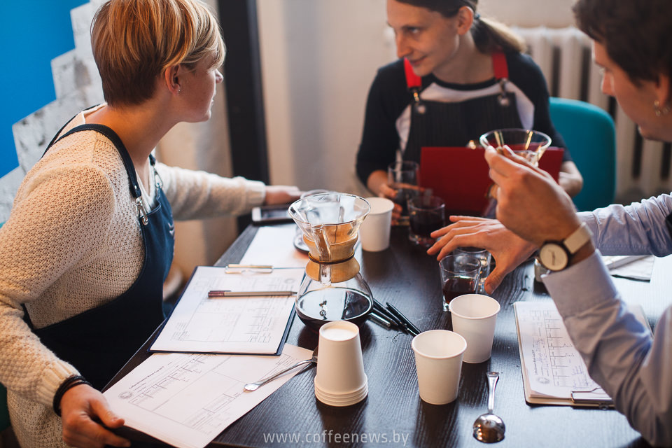 Coffee Brewers Cup Minsk 18