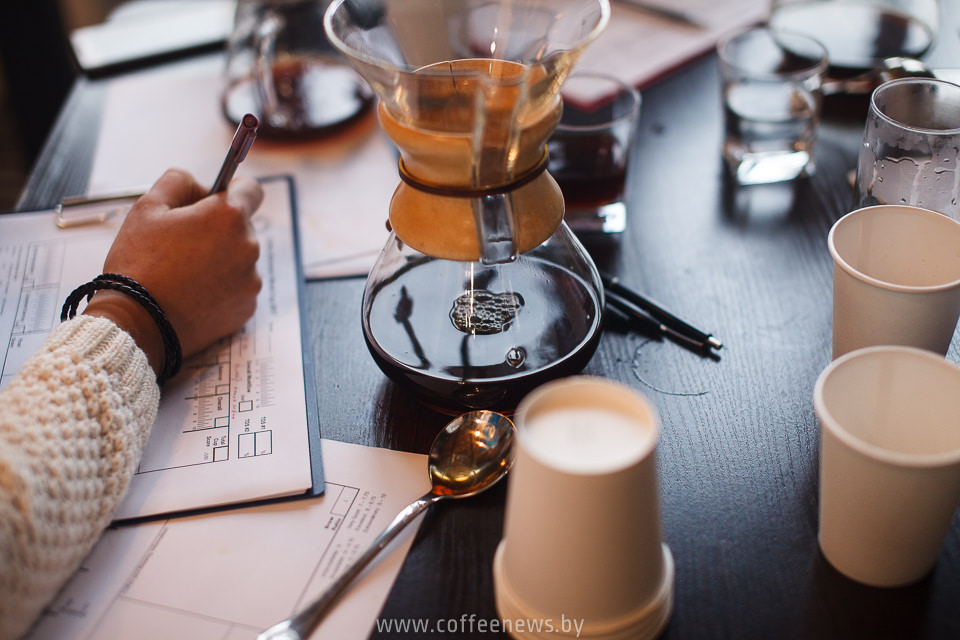 Coffee Brewers Cup Minsk 17