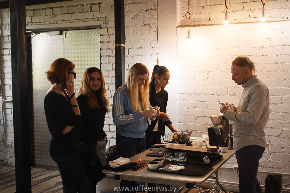 Coffee Brewers Cup Minsk 16