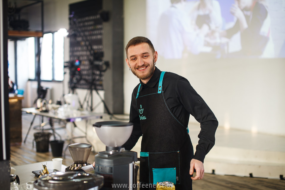 Coffee Brewers Cup Minsk 15