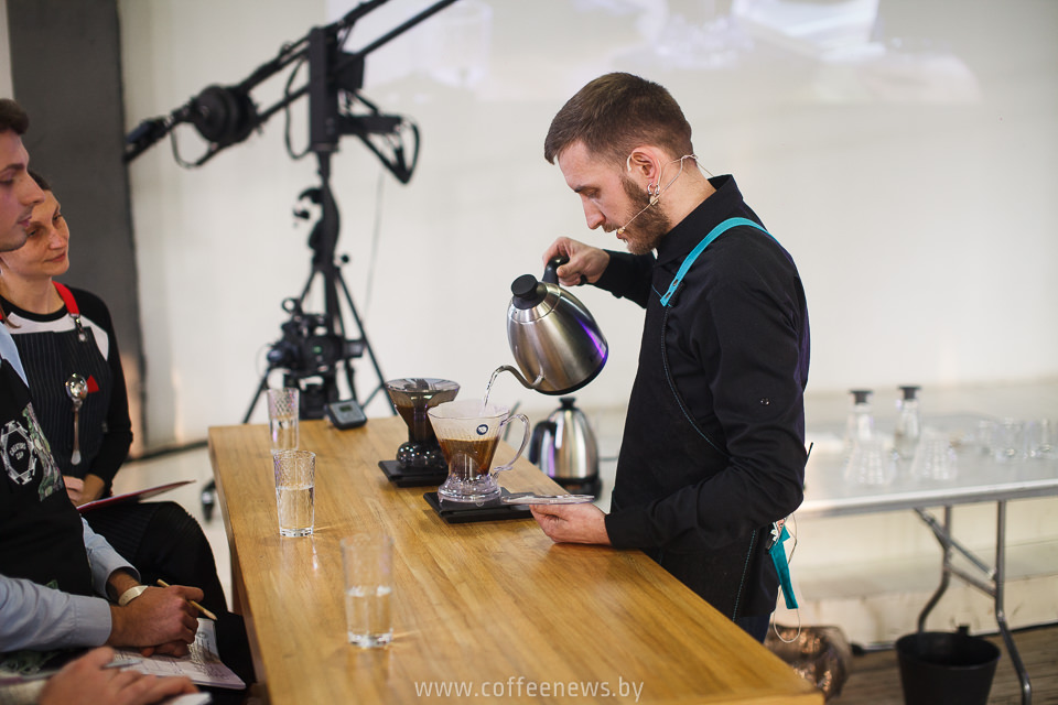 Coffee Brewers Cup Minsk 14