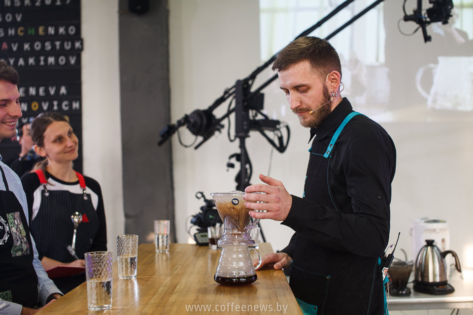 Coffee Brewers Cup Minsk 13