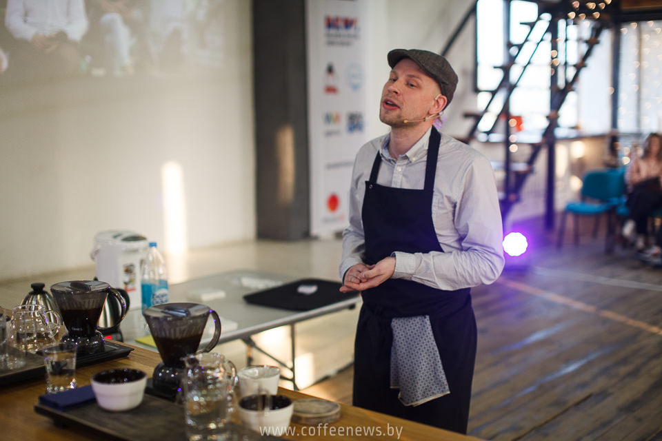 Coffee Brewers Cup Minsk 08