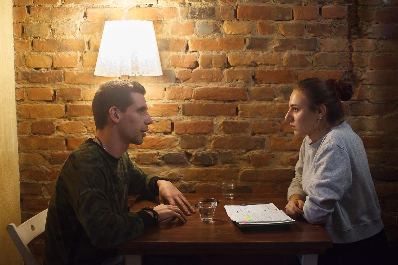 Искусство Латте Арт Роман Лехнович, кофейня «26»
