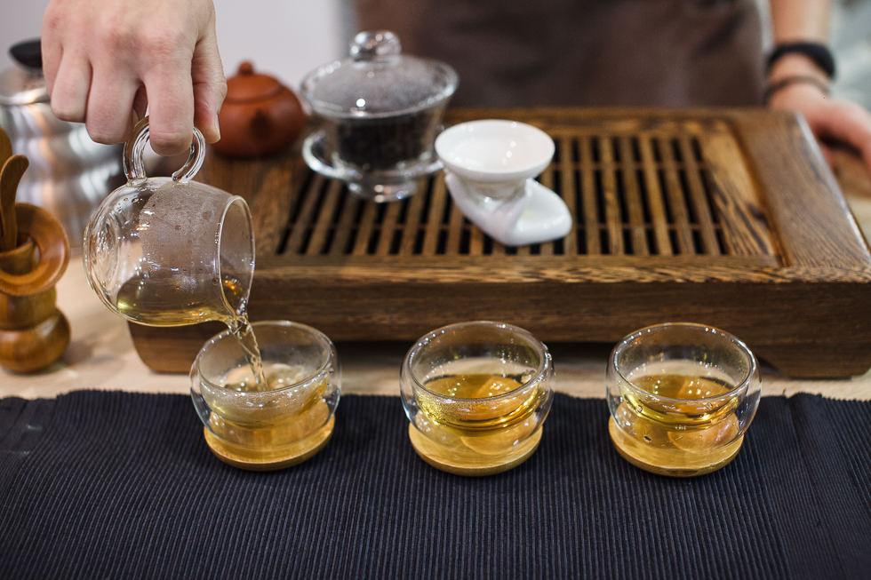 свойства китайского чая
