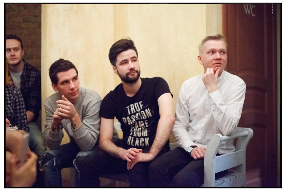 SCA Belarus встреча