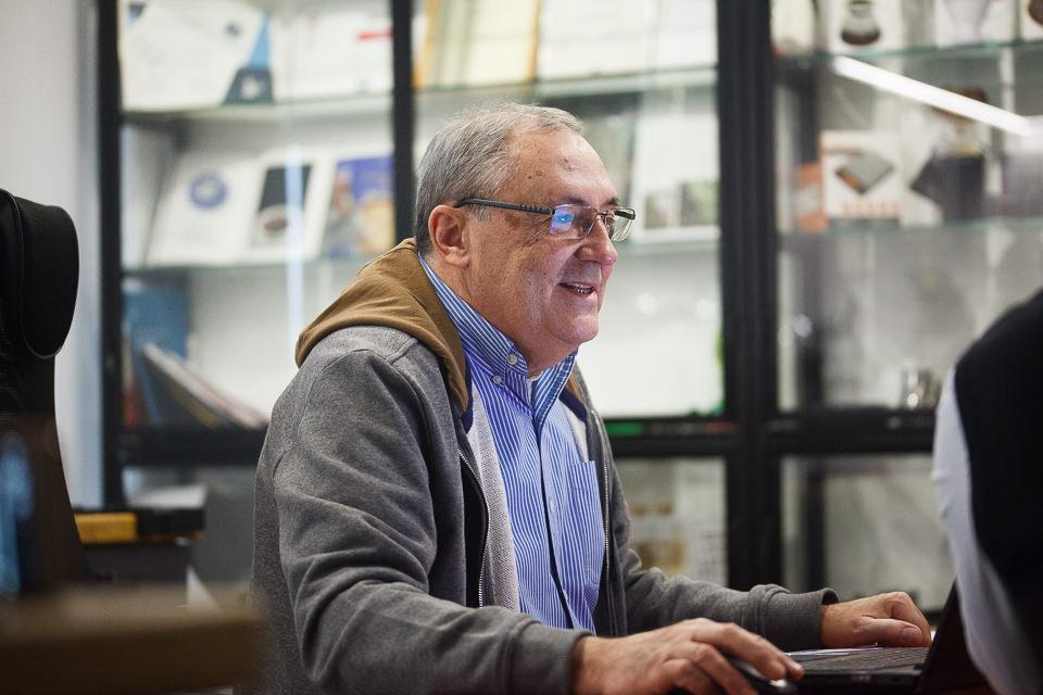 Владимир Шамаев - эксперт в области кофе