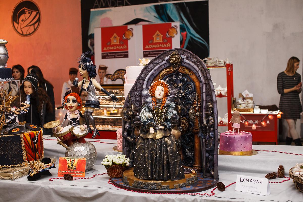 фестиваль шоколада и кофе в Minsk Galleria