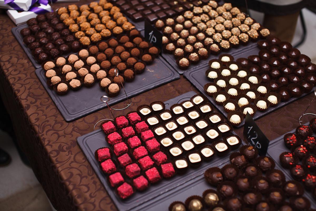 Первый фестиваль шоколада и кофе фотоотчет