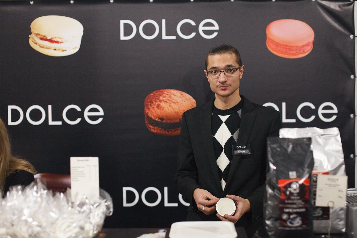 Кондитерская Dolce на фестивале кофе и шоколада