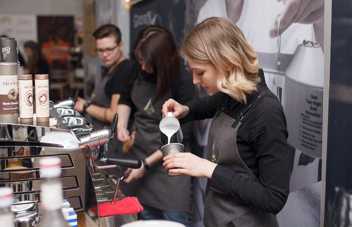 Анастасия Шуйская фестиваль кофе и шоколада