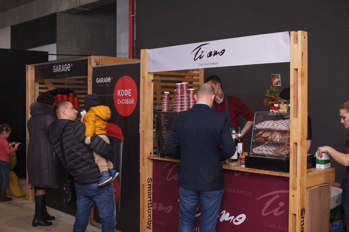 Фотографии с фестиваля кофе и шоколада в Минске