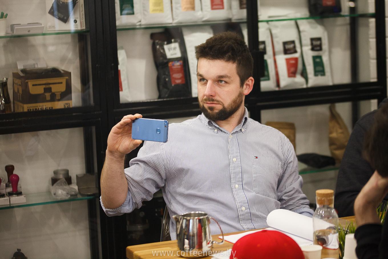 Академия кофе в Минске