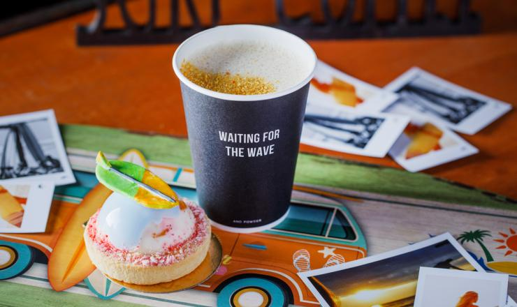 Гастрофест Минск, кофейня Surf Coffee