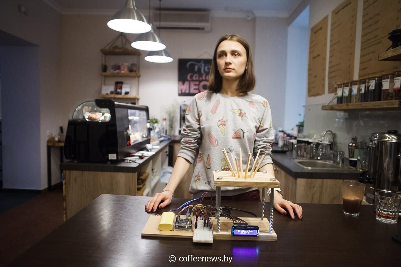 Победитель чемпионата Сreators Cup Minsk Анастасия