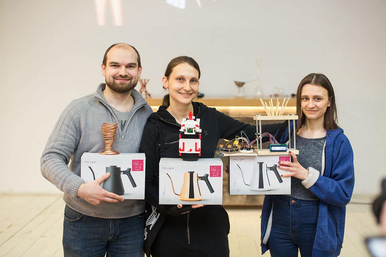 Победители чемпионата Сreators Cup Minsk. Фото: Андрей Давыдчик