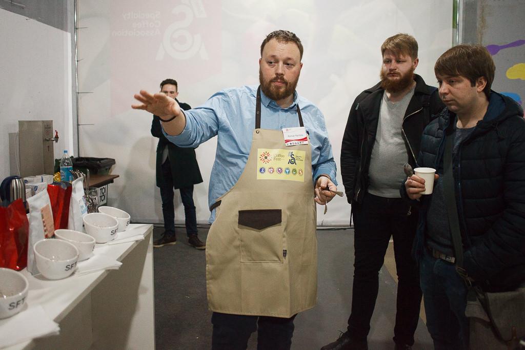 Coffee Fest Belarus фотоотчет 10