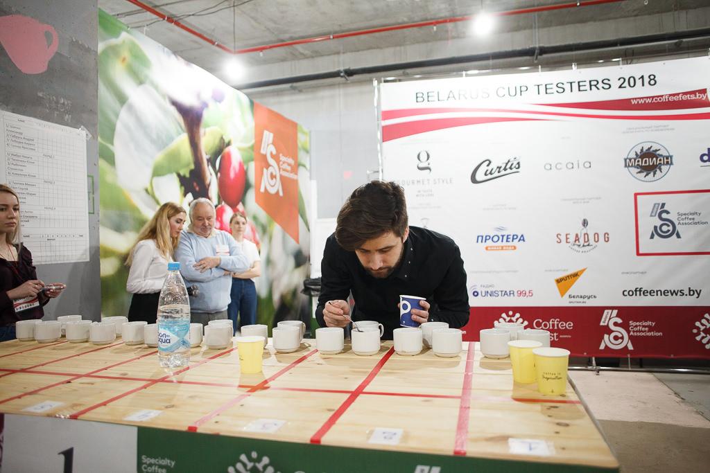 Coffee Fest Belarus фотоотчет 13