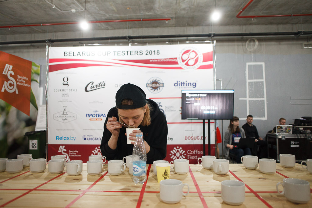 Coffee Fest Belarus фотоотчет 15