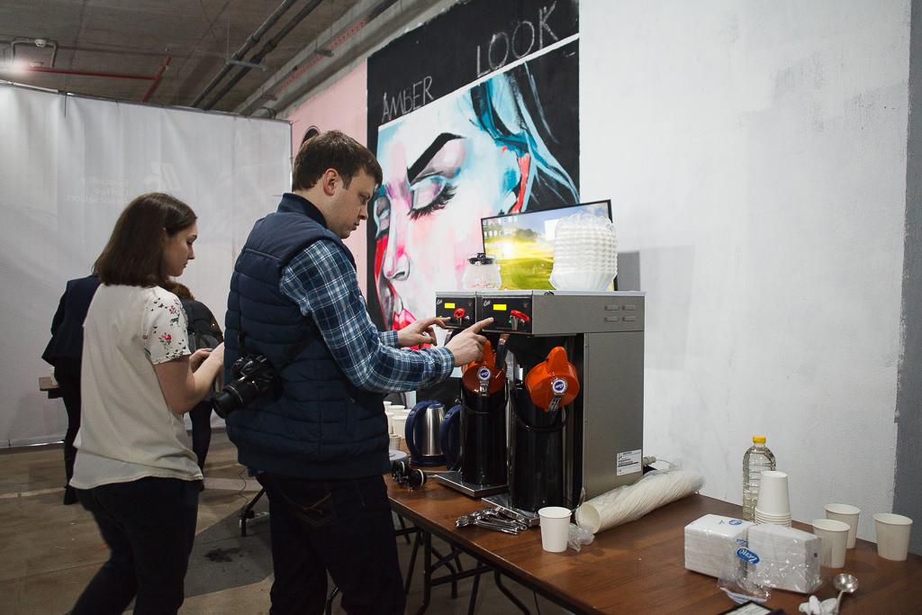 Coffee Fest Belarus фотоотчет 16
