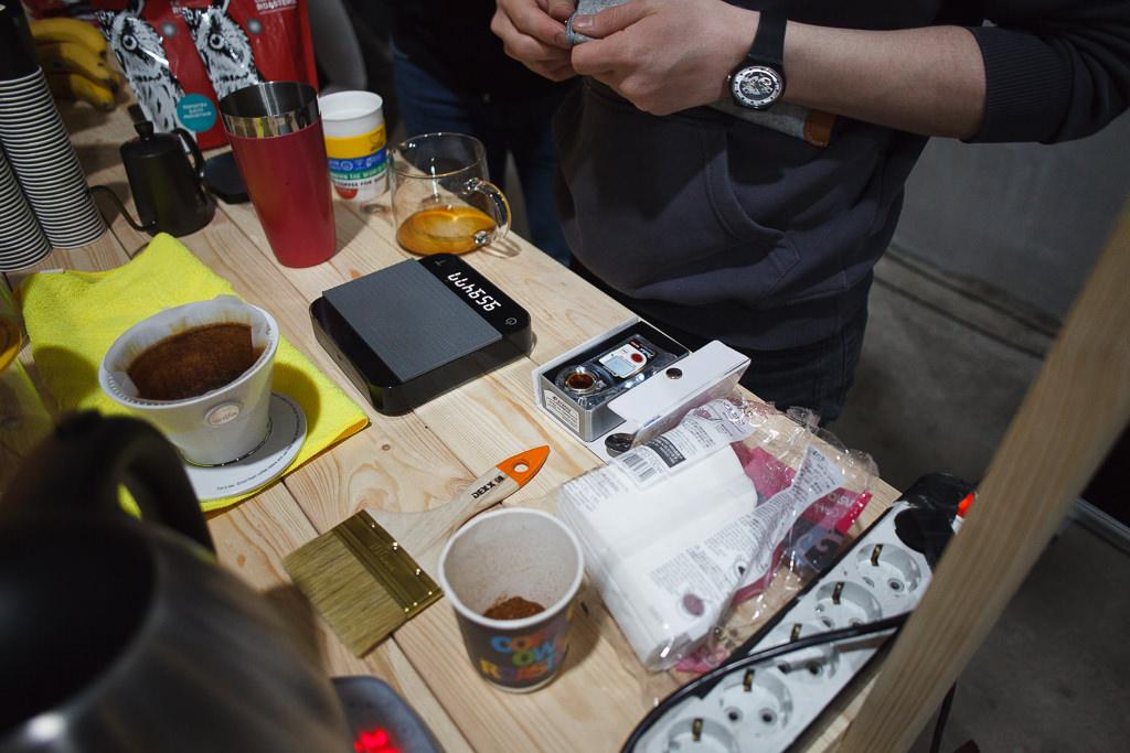 Coffee Fest Belarus фотоотчет 5
