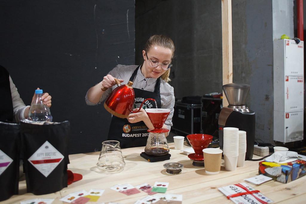 Coffee Fest Belarus фотоотчет 6