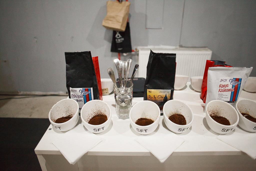 Coffee Fest Belarus фотоотчет 9