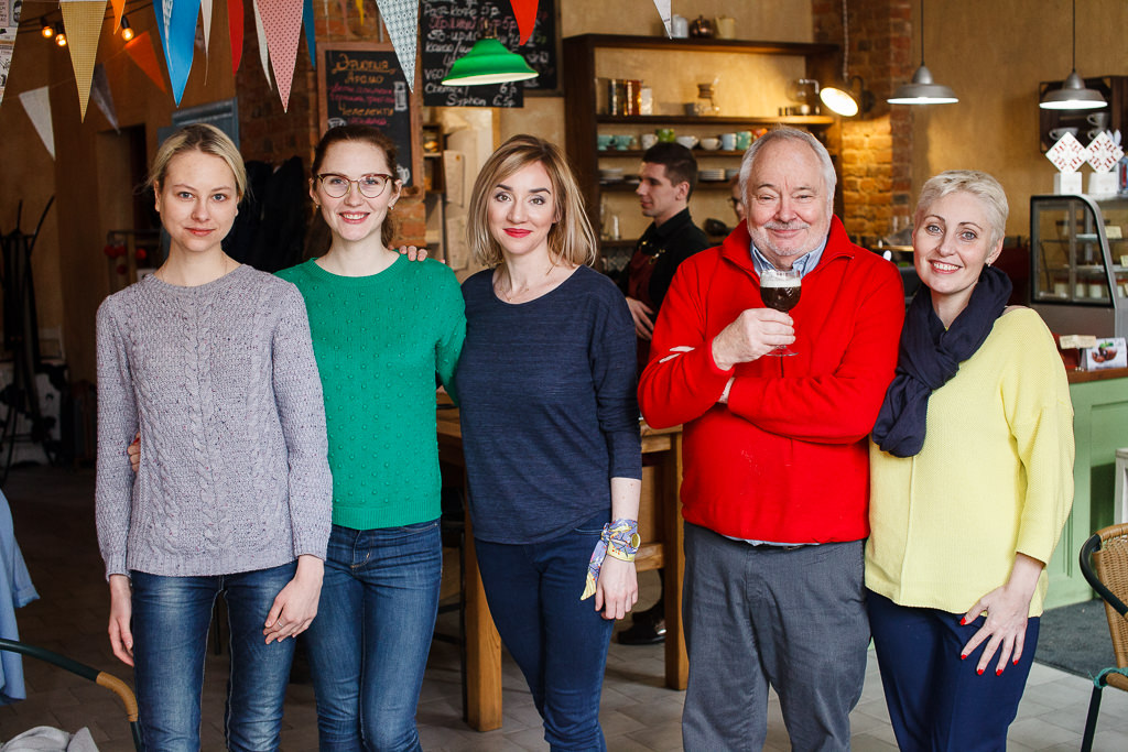 Альф Крамер, SCA Belarus и coffeenews