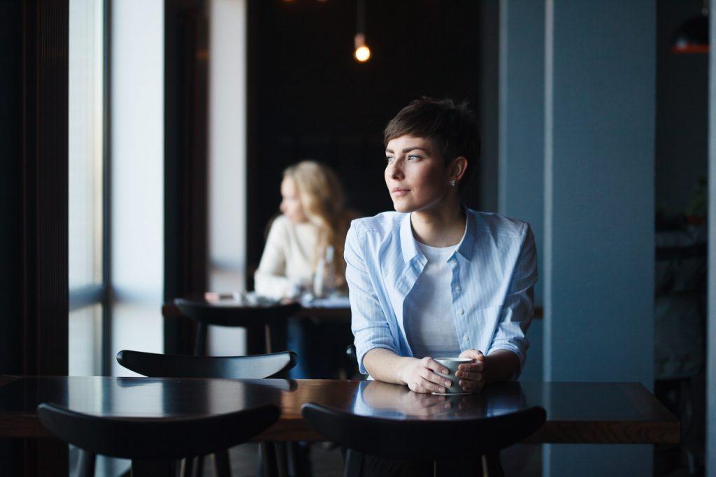 Дарья Пинчук победитель бариста 2018 на Coffee Fest