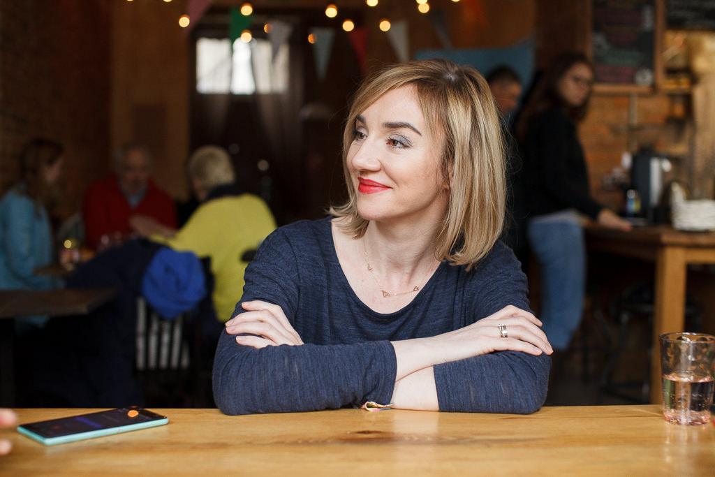 Ania Oleksak интервью с судьей кофе-тренером