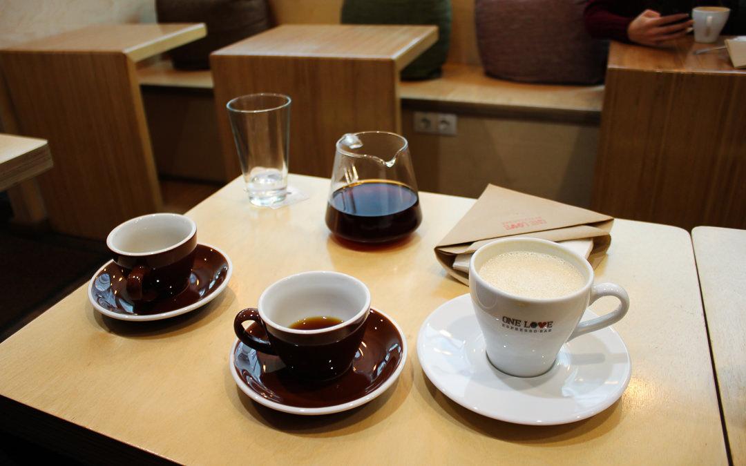 Кофейня One Love coffee киев